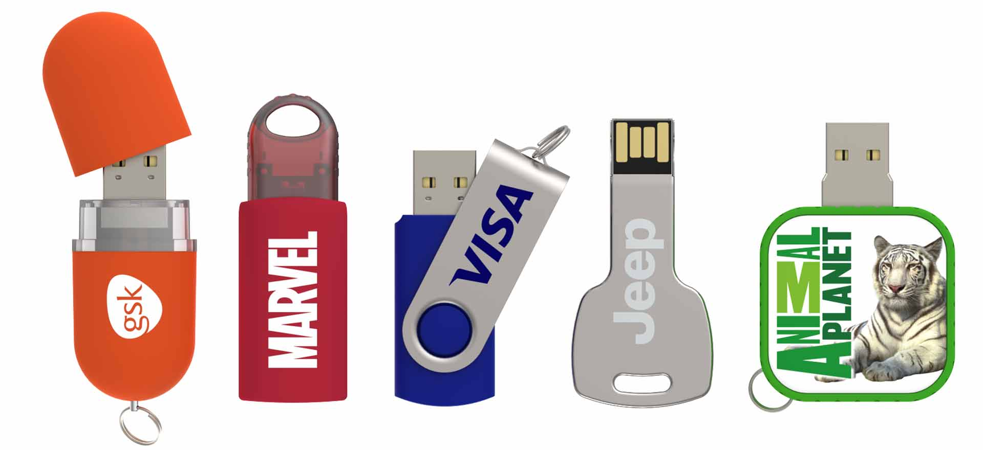 USB Flash Drives in 5 Days!
