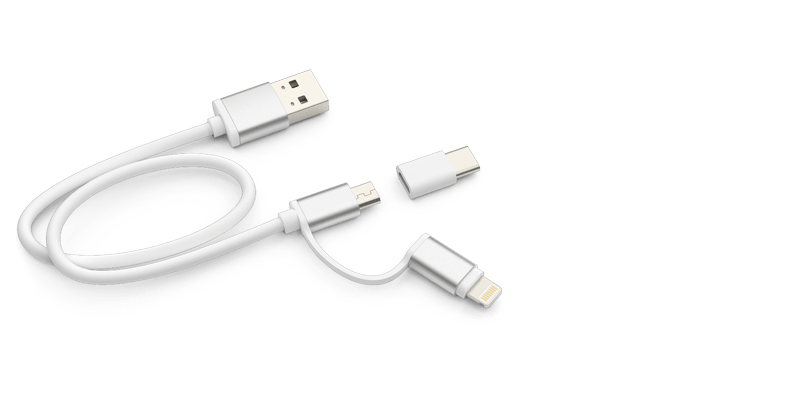 Duo - USB Car Charger Promotional Item