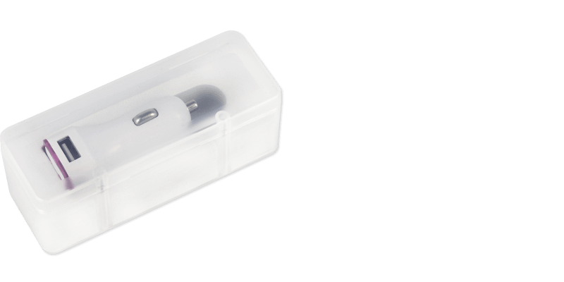 Duo - Car Charger Promotional Item