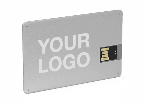 Alloy - Business Card Flash Drive