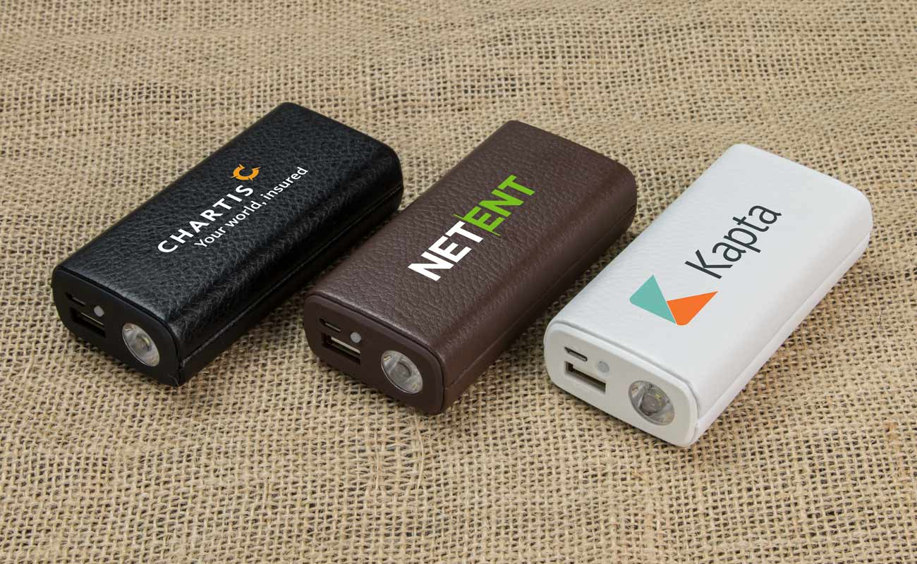 Journey - Credit Card Power Bank