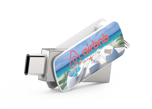 Orbit - Personalised USB Sticks