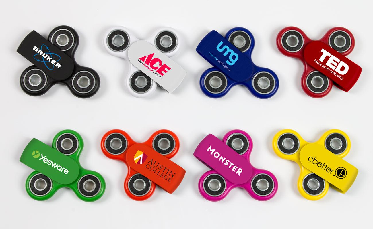 Sport Plus - Custom Fidget Spinner