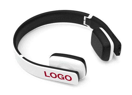 Arc - Branded Bluetooth Headphones