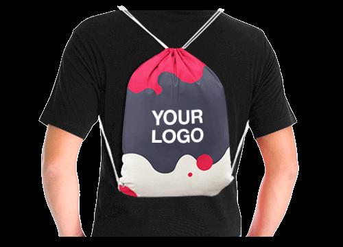 City - Drawstring Bags Printing