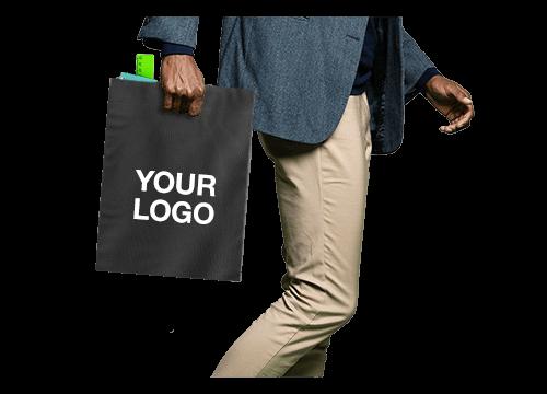 Compact - Custom Die Cut Shopping Bags
