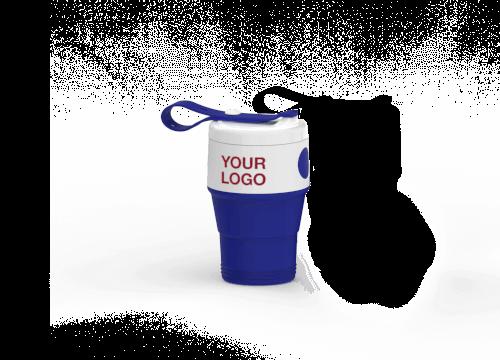 Cafe - Branded Travel Mug