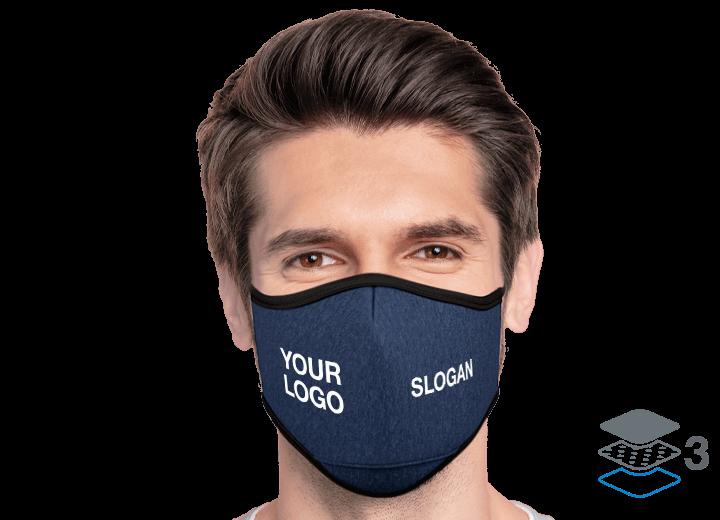 Denim - Face Masks Custom