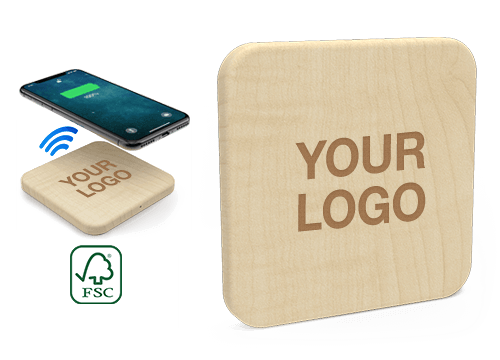 Forest - Promotional Wireless Charging Pad
