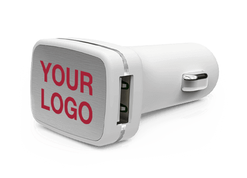 Zip - Car Charger Promotional Item