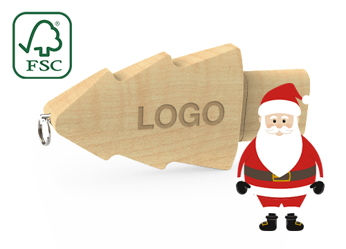 Christmas - Promotional USB Sticks