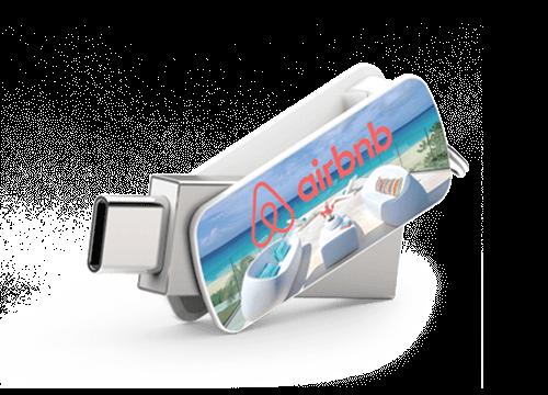 Orbit - Personalised USB