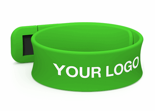 Slap - Custom USB Wristbands