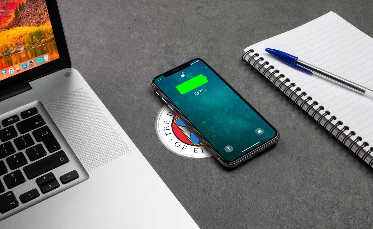 Tavolo - Branded Desk Wireless Charger